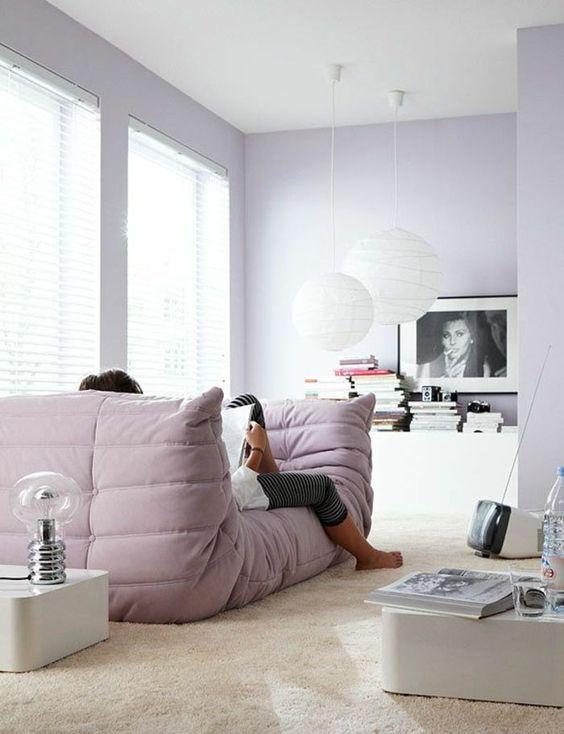 decoralinks | sofa rosa