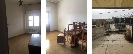 decoralinks | antes y después - piso para reformar