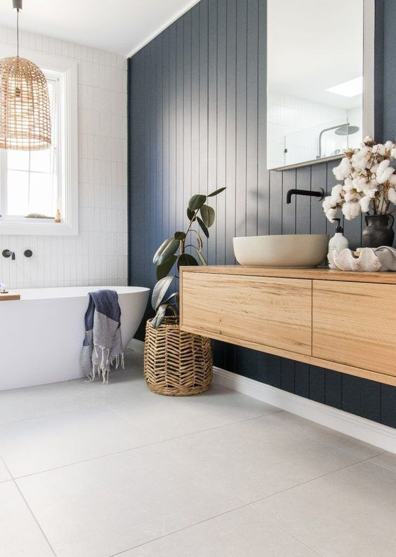 decoralinks   panelado azul oscuro - Australia
