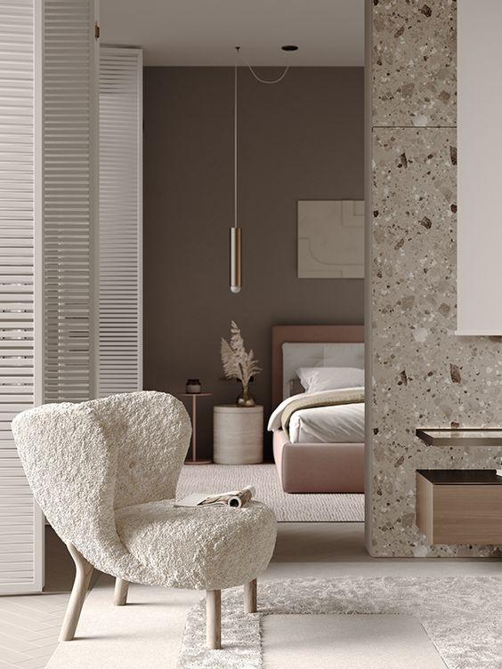 decoralinks |  colores de otoño  -  apartamento ruso de Maria Papko
