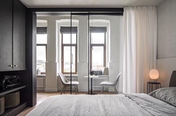 decoralinks | #casa #int2architecture #puertascorrederas #bedroom #dormitorio