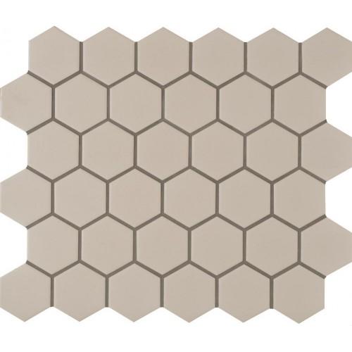 porcelain hexagon white cs porwhx
