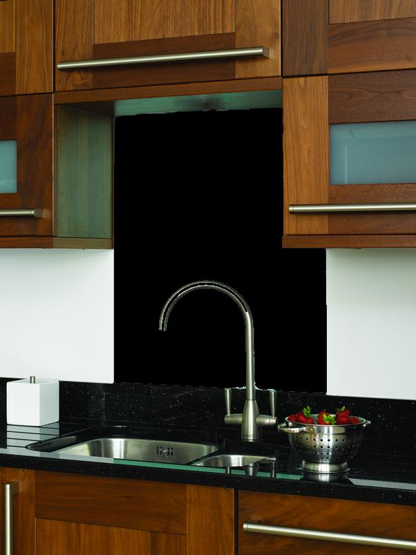 Glass Splashback Tiles