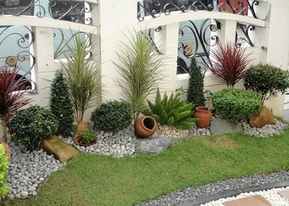 small garden design ideas philippines Como fazer um jardim com pouco espaço?   Decorando Casas