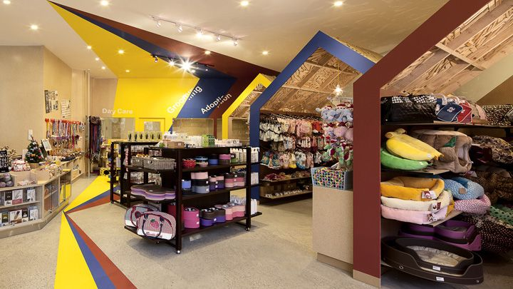 móveis para pet shop