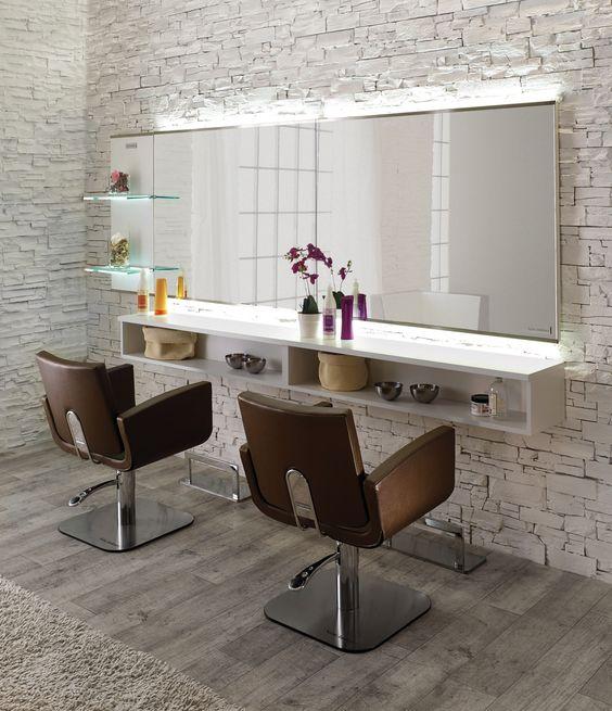 Como escolher os móveis para salão de beleza