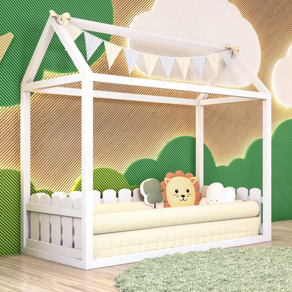 cama montessoriana