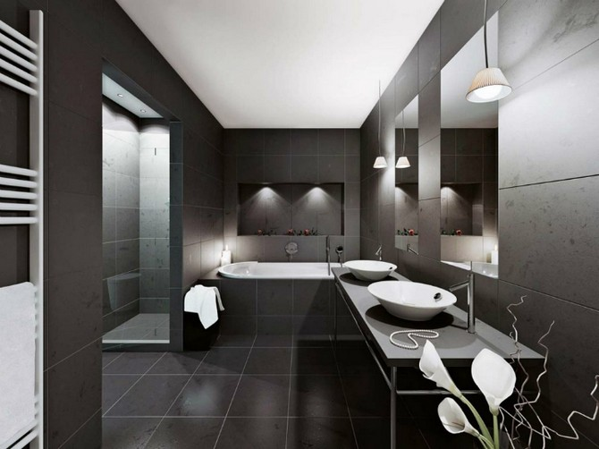Our Most Popular Article Of 2014 Black Vanity Bathroom Design Ideas Decor And Style