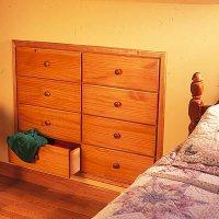 7 maneras fáciles de agregar almacenamiento a cada habitación