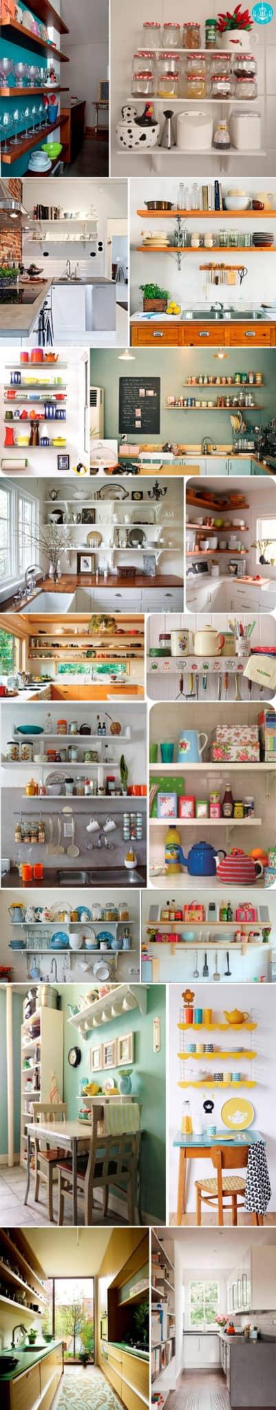 11 Solu Es Para Decorar Cozinha Estreita Decorar Com Charme