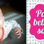 Por que bebês sorriem tanto?