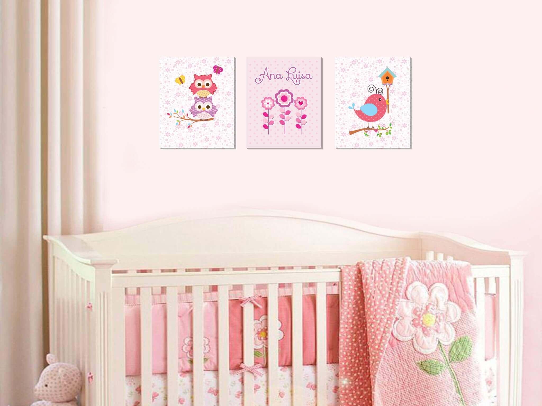 Decora O Do Quarto De Beb O Guia Definitivo Com Tudo Que Voc  ~ Quarto De Bebe Lindo E Decoracao Quarto Retro