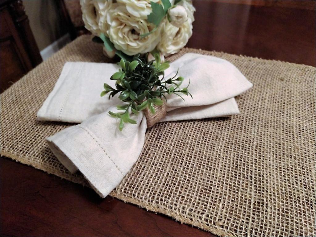 Diy napkin rings decorate more with tip diy napkin rings solutioingenieria Choice Image