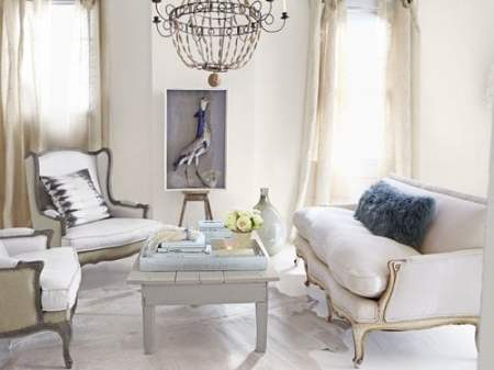 choosing curtains for living room. stylish curtains  Source Country Living Window Treatments How Do You Choose Them Decorated Life