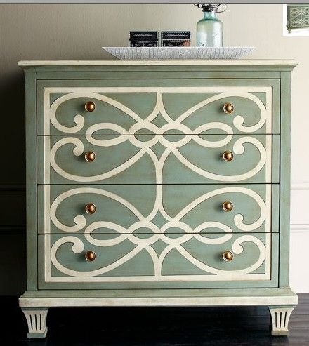 furniture painting techniques7 Painted Furniture Trends Trending Painting Techniques