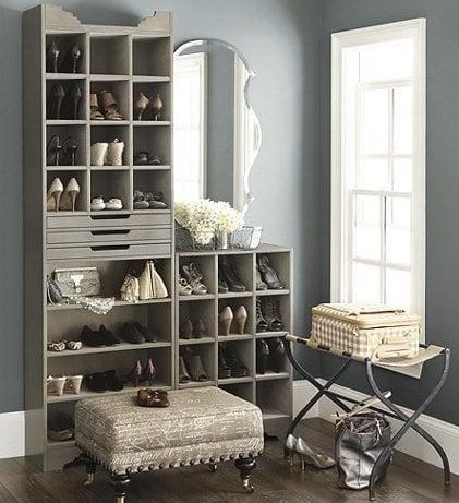 small room storage