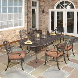 outdoor dining table for great summer