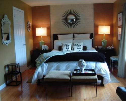 Cushion Cozy bedroom