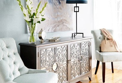 painting furniture ideas. Joss And Main Muted+Metallic Painting Furniture Ideas