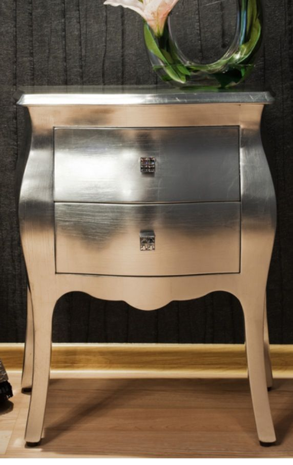 Great Silver Painted Furniture