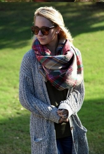 awesome scarf for fall