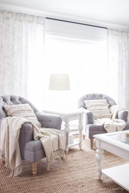 decorating ideas fro rented homes