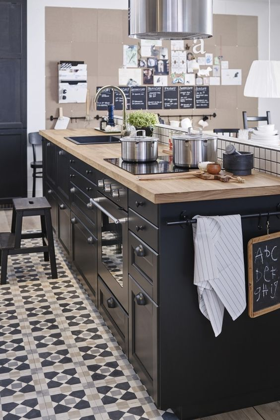 best decorating themes for kitchens decorated life. Black Bedroom Furniture Sets. Home Design Ideas