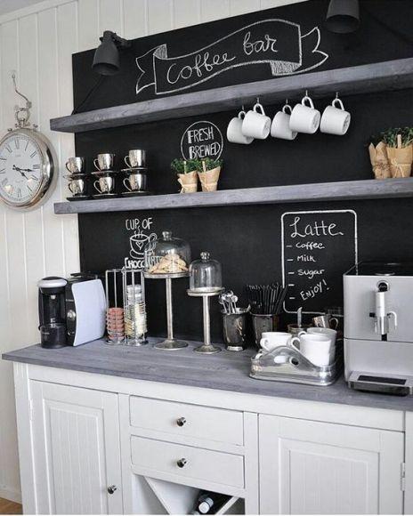 cafe style kitchen