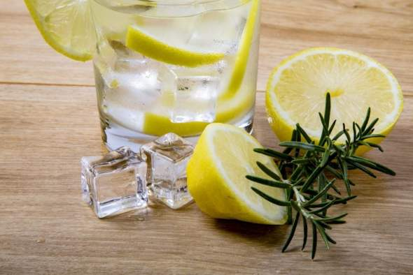 deodorize your home with lemons