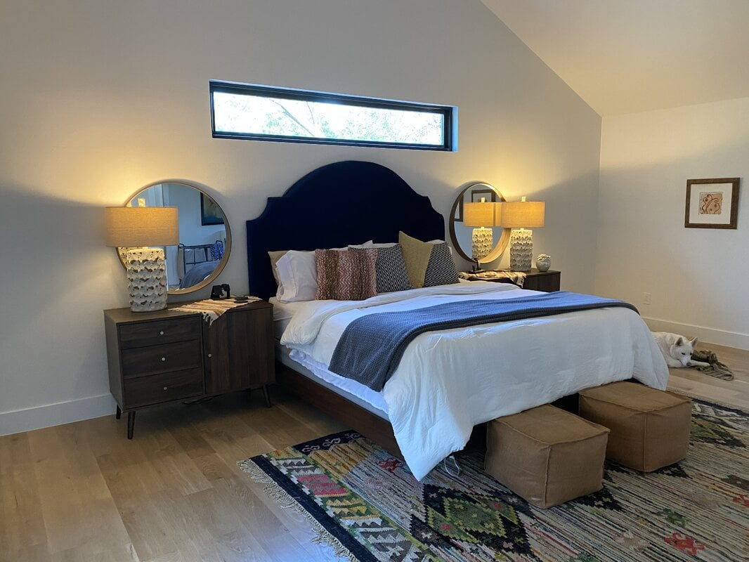 more natural light to dark rooms