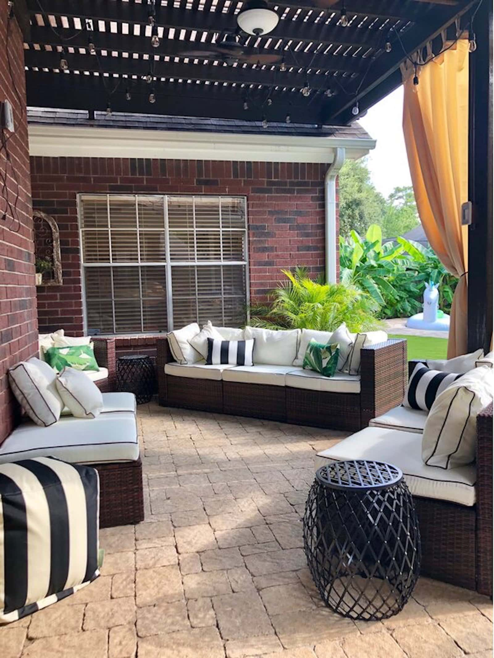 ideas for the perfect backyard patio cover