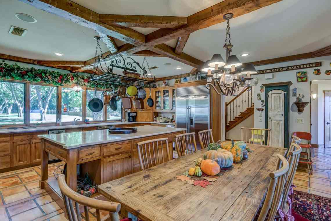 25 Ideas For Tuscan Style Kitchens In 2021