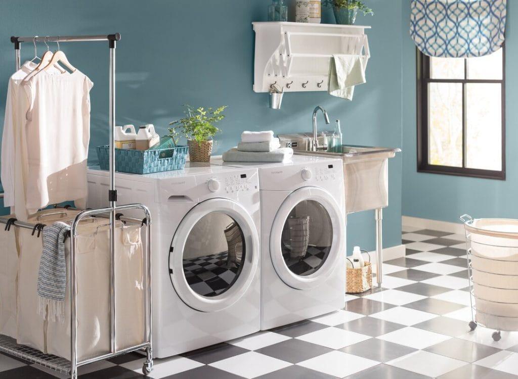 10 creative ideas for laundry room sinks