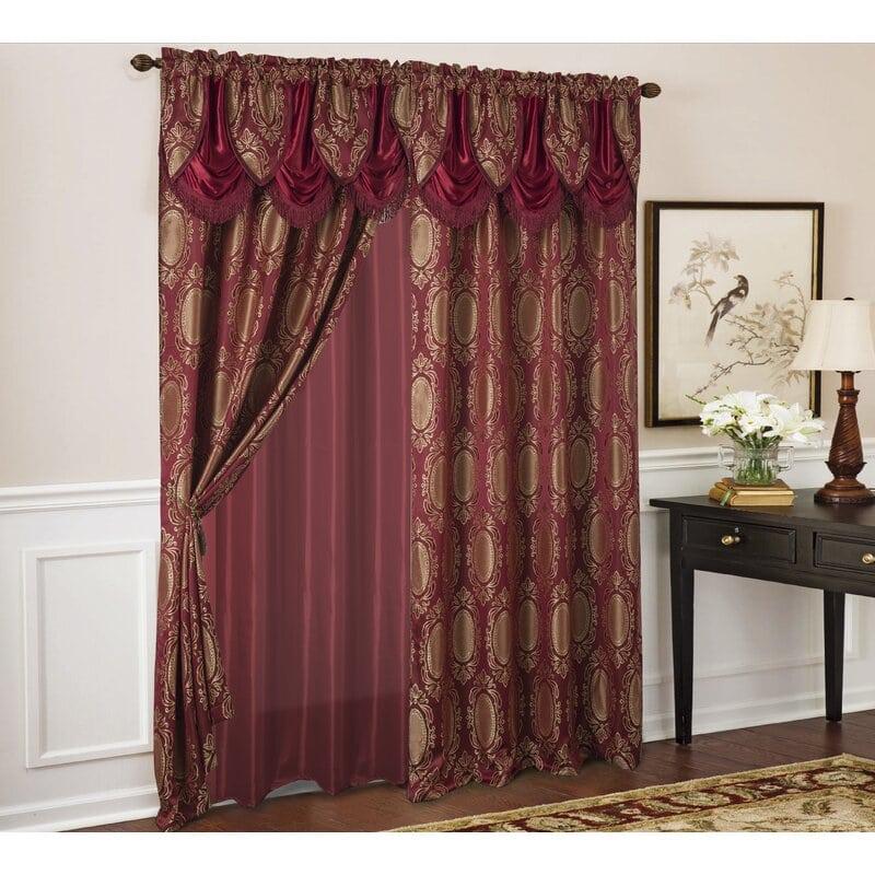 unique curtain ideas for large windows