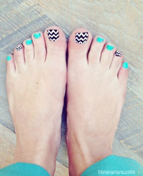Nails decorated for Feet 55 perfect designs for any occasion
