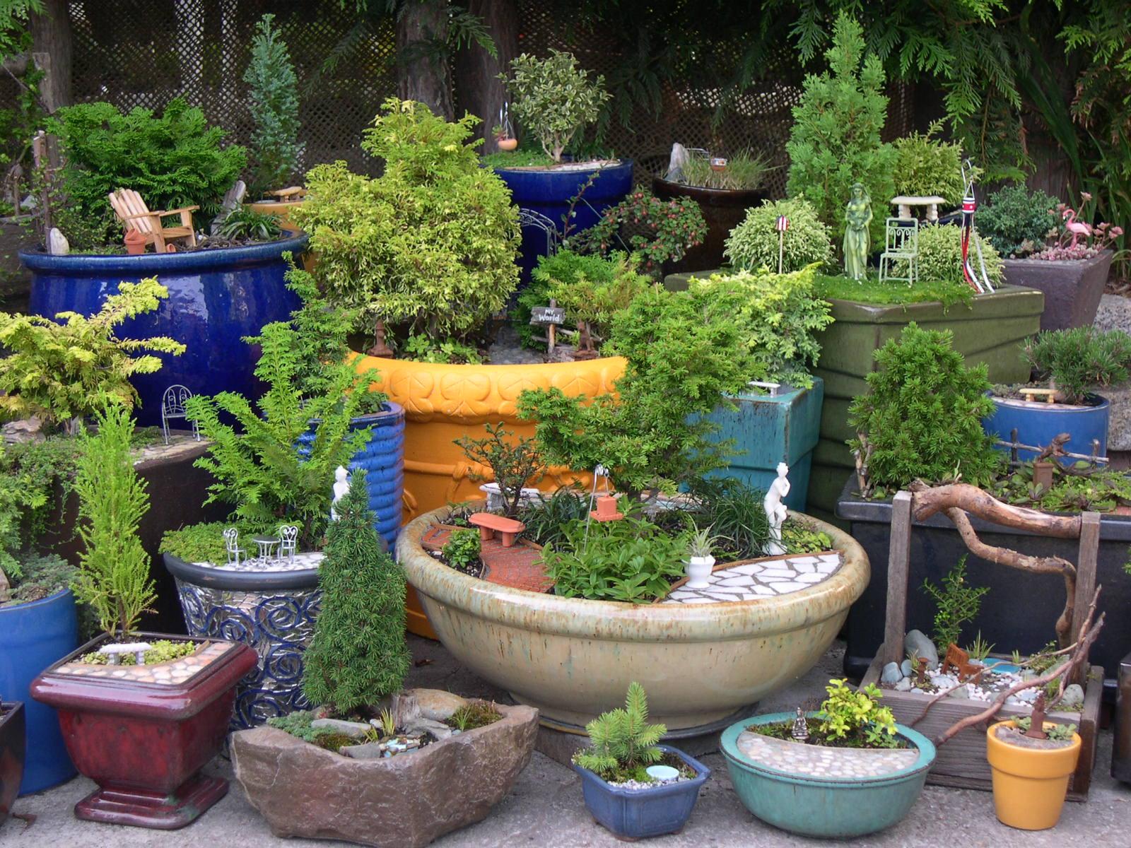 15+ Fascinating Garden Planter Ideas on Patio Landscaping Ideas id=85214