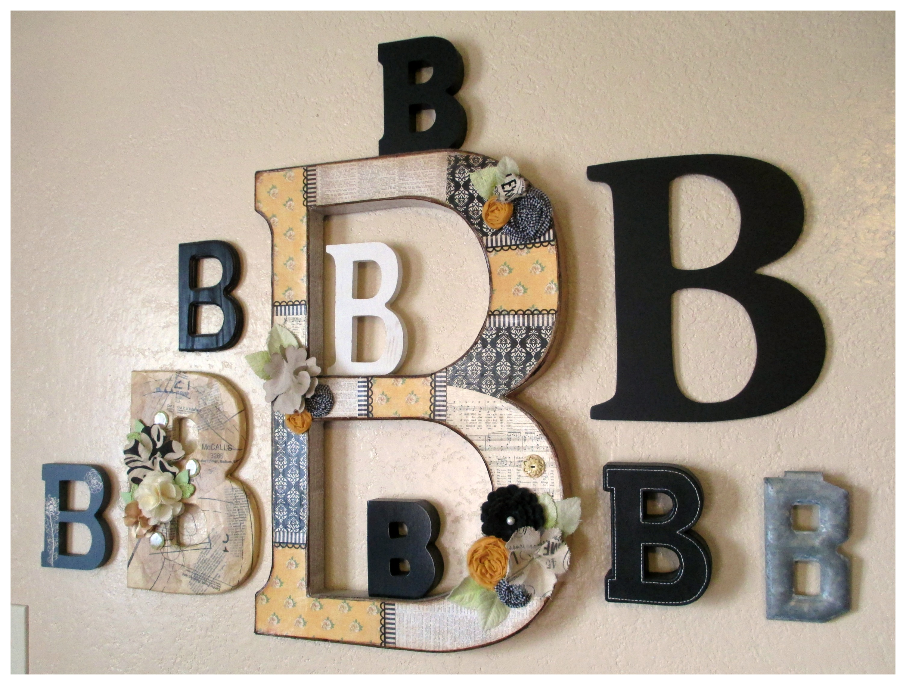 Make Your Home Beautiful with Unique Wall Decor on Creative Wall Decor  id=27046