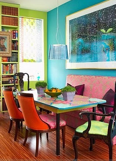 5 Dining Room Decorating Ideas