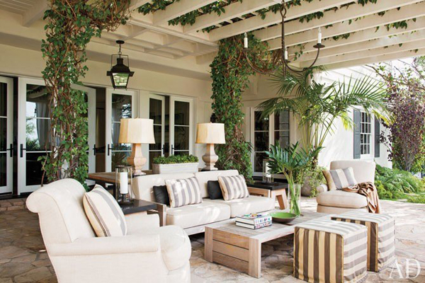 outdoor living space ideas for patios Outdoor Spaces: Ideas for Accessorizing Patios and Porches