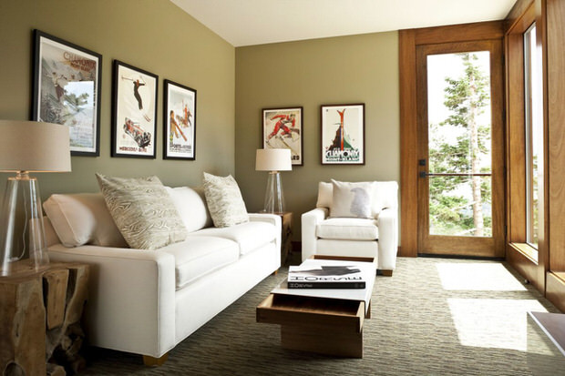 Small Living Room: How To Decorate Small Spaces