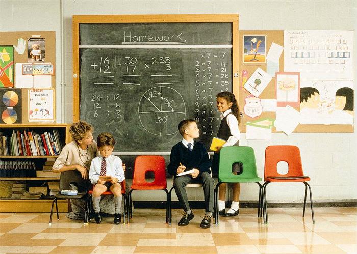 Σχολικές καρέκλες E-Series