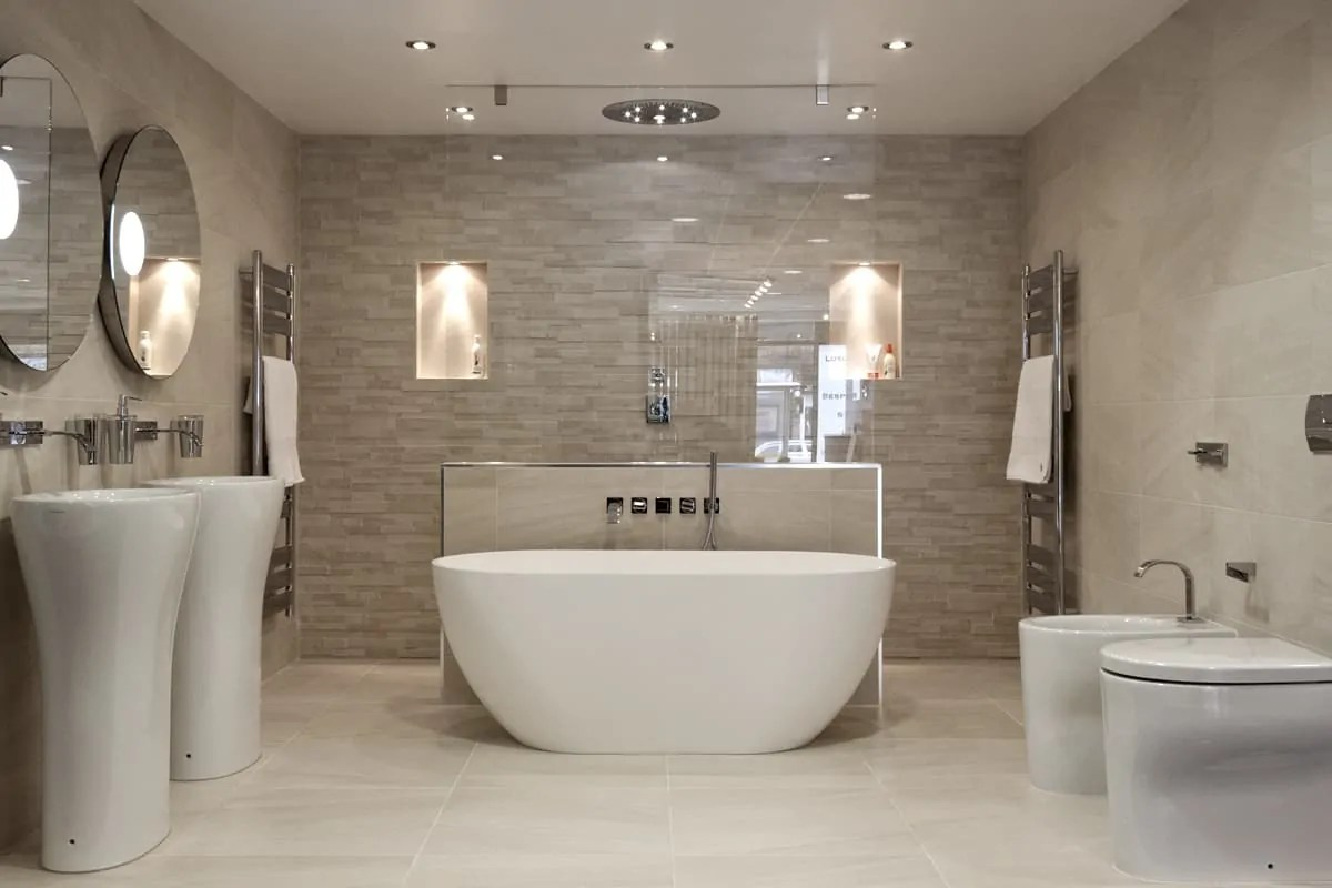 Bathroom Tiles with Proper Selection - Decoration Channel on Bathroom Tile Designs  id=67309