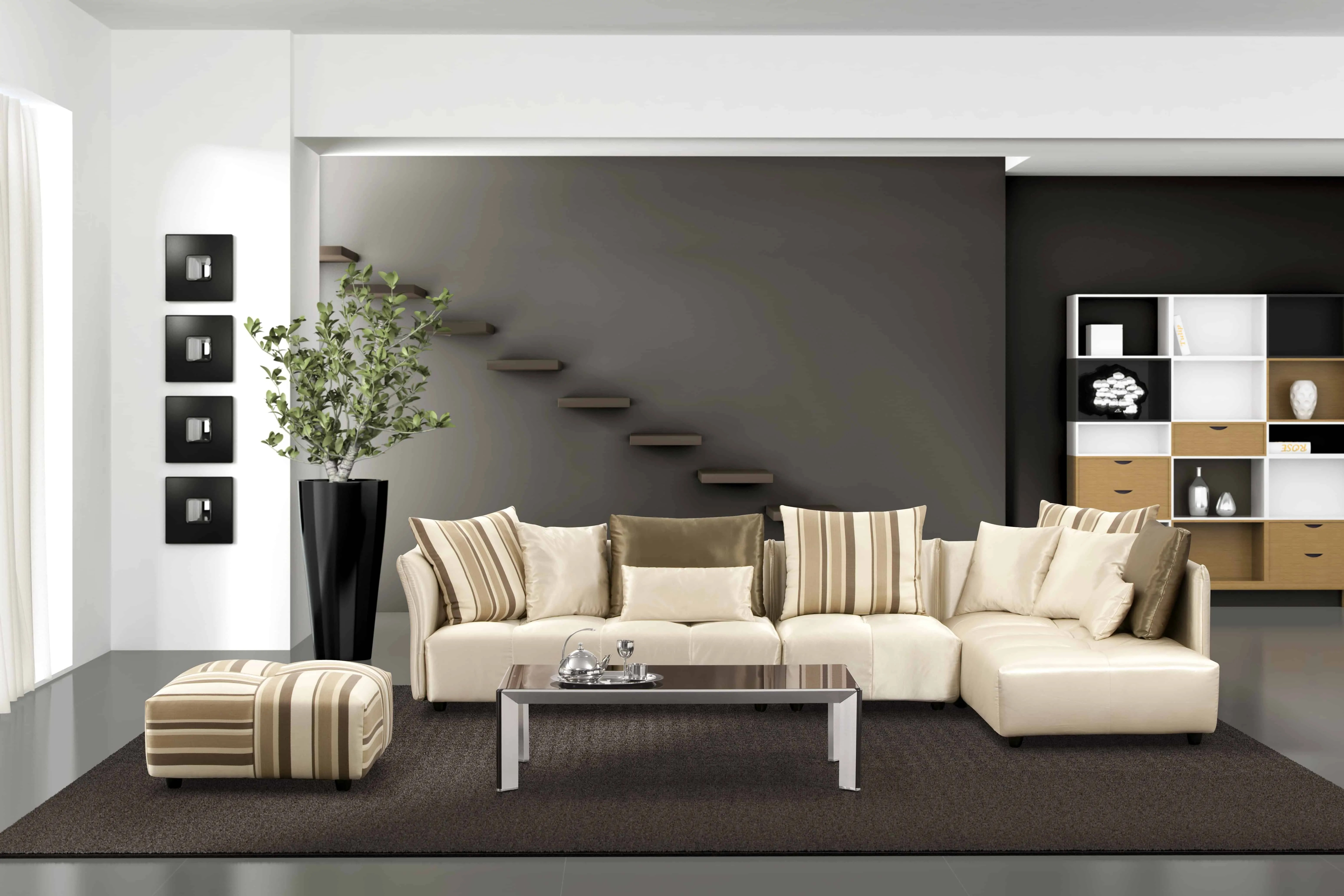 Living Room Paint Ideas with the Proper Color - Decoration ... on Room Painting id=51949