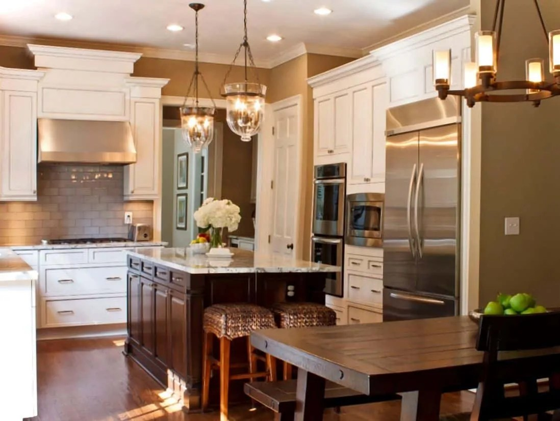 Modern Victorian Kitchen Design - Decoration Channel on Modern Kitchens  id=21355