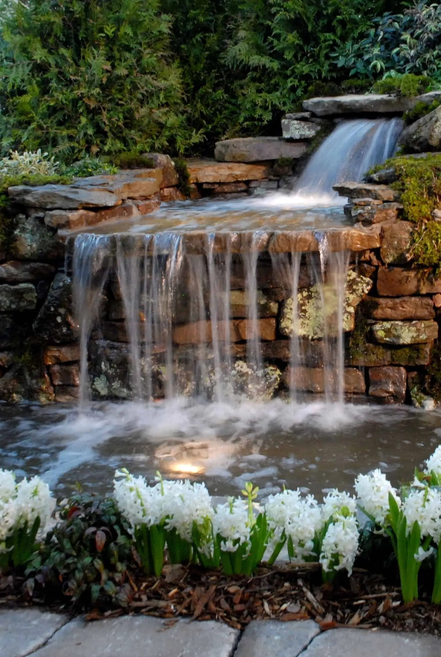 Tips to Get The Best Backyard Waterfalls - Decoration Channel on Waterfall Ideas For Garden id=19567