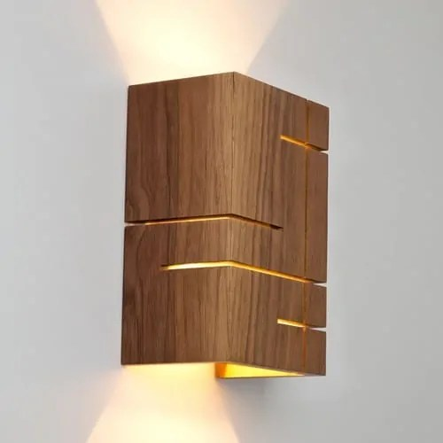 Stylish and Modern Wall Sconces Idea - Decoration Channel on Wood Wall Sconces id=30398