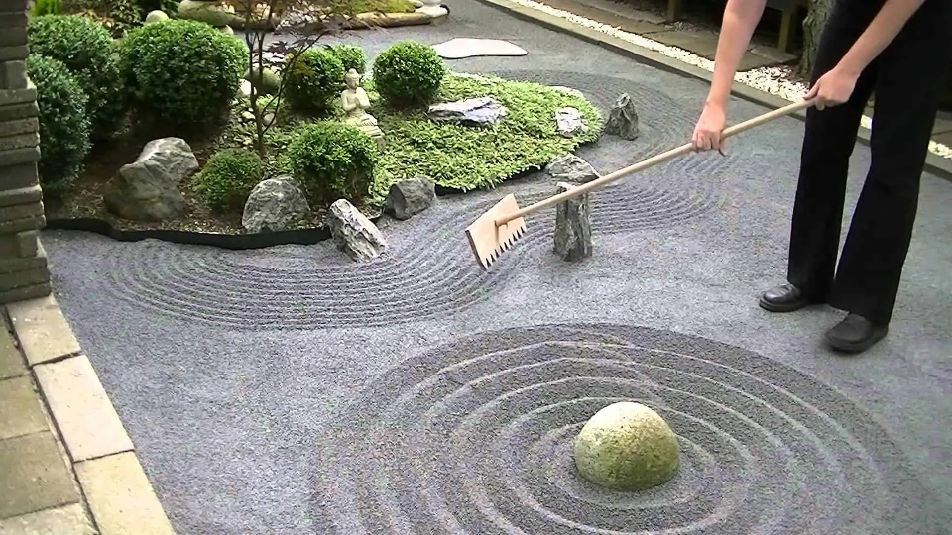 How Build Small Zen Garden