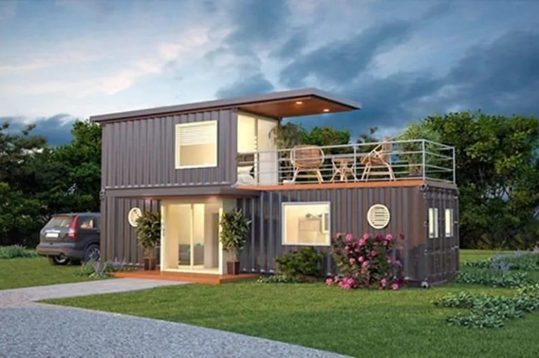 Why is the Shipping Container Homes Becoming the Global Trend     Stylish container homes design