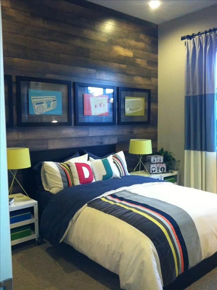 24 Modern and Stylish Teen Boys Room Ideas - Decoration ... on Teenage Boy Room  id=31759