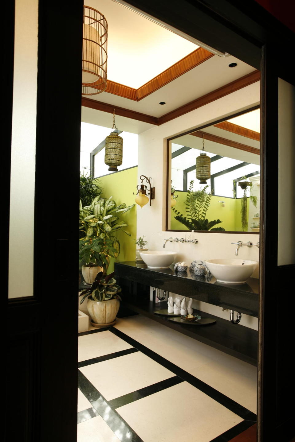 25 Tropical Bathroom Design Ideas Decoration Love